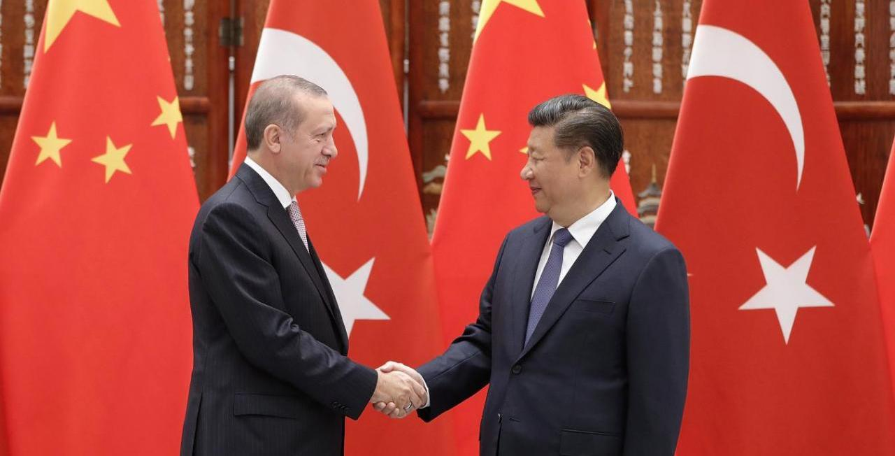 Turkey and China