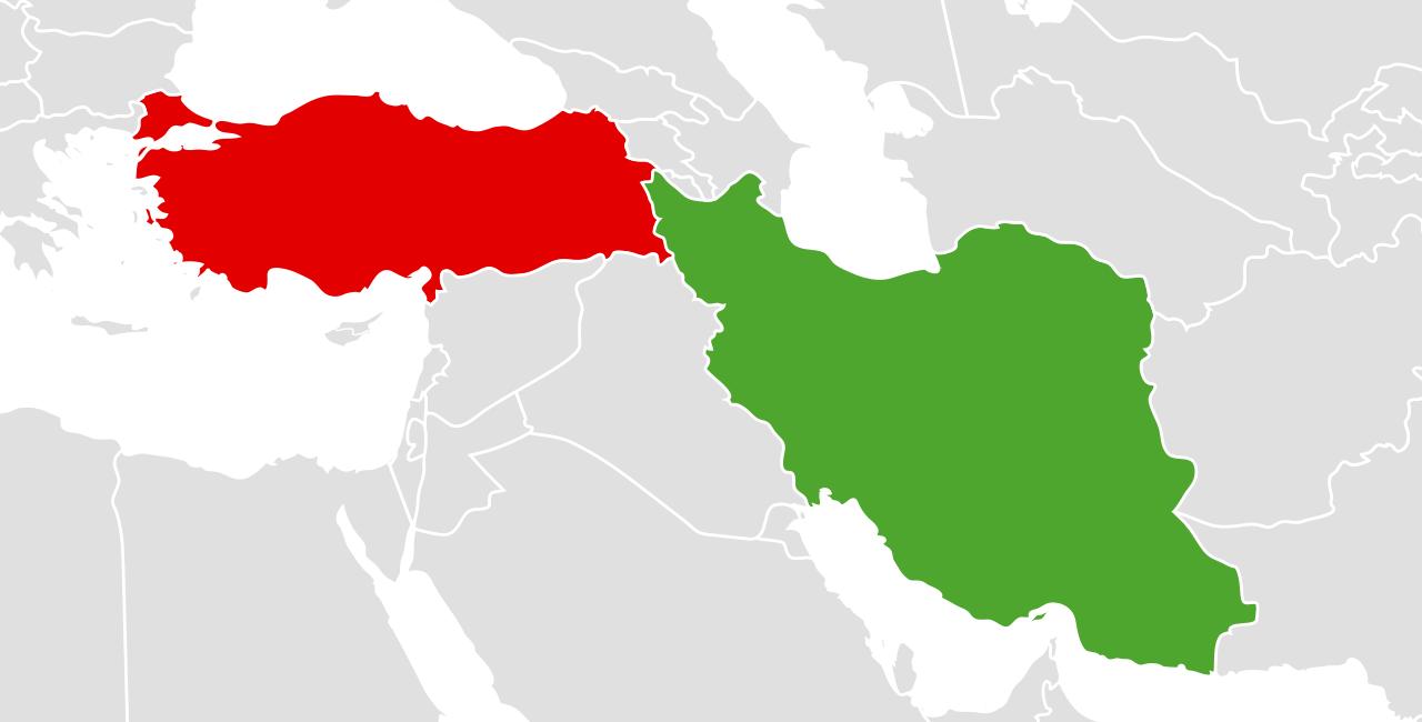 土耳其和伊朗