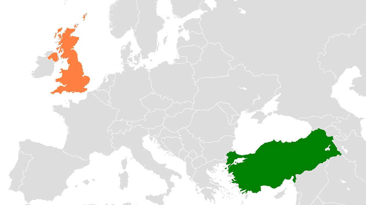 Turkey and the UK