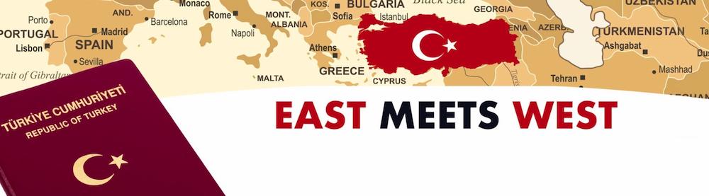 土耳其是东与西方交汇