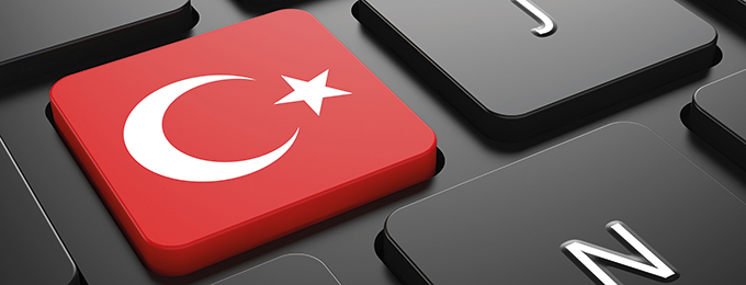 Turkey internet access