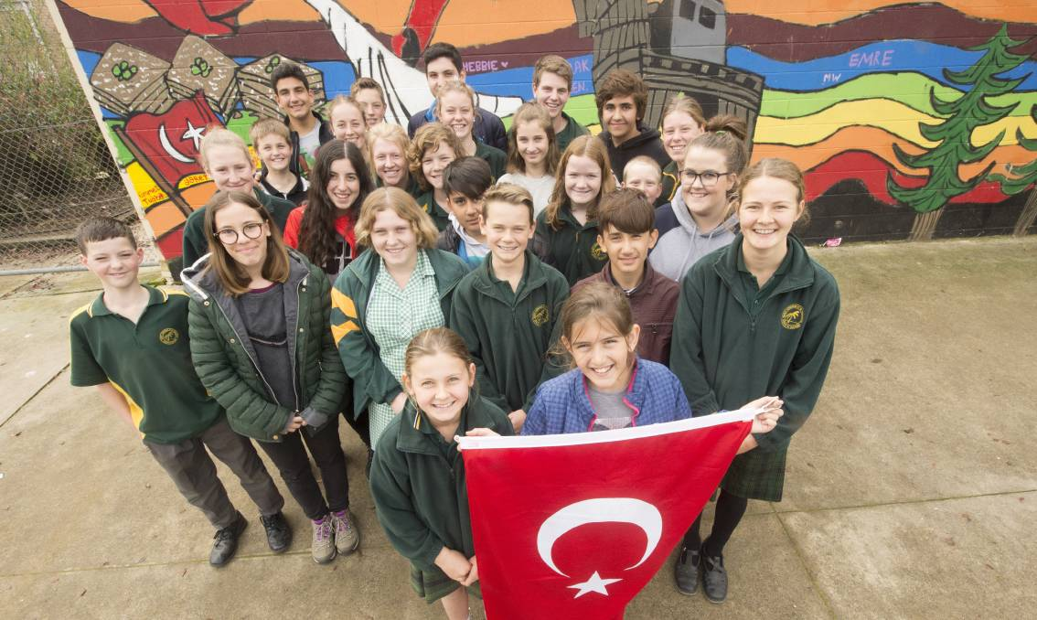 schools in Turkey