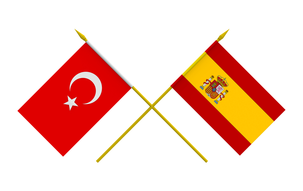 Turkey vs Spain