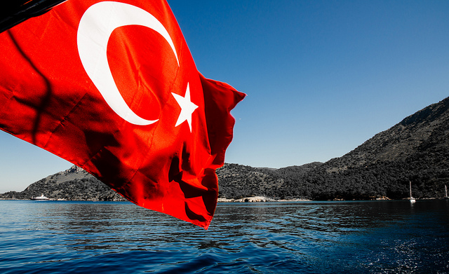 土耳其国旗