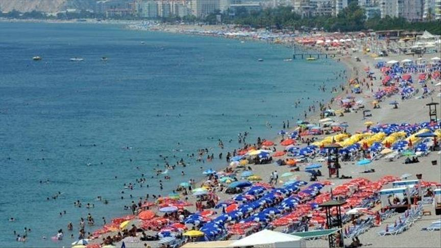Turkish beach