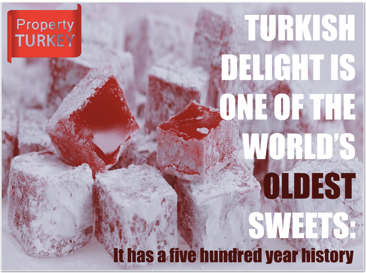 Turkish delight facts
