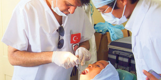Turkish doctors health tourism