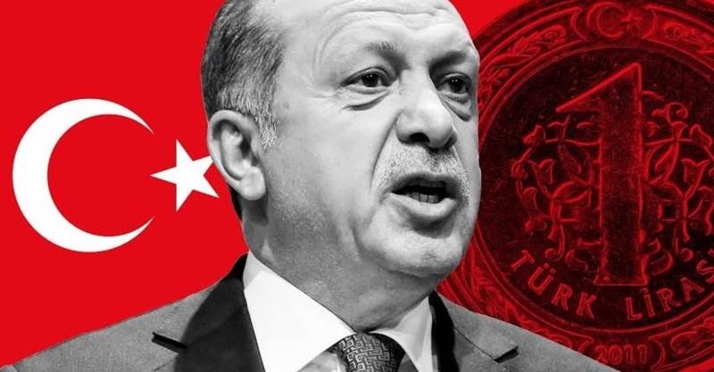 土耳其里拉埃尔多安