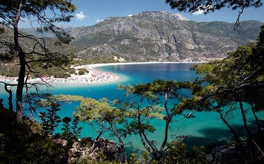 The Turkish Mediterranean