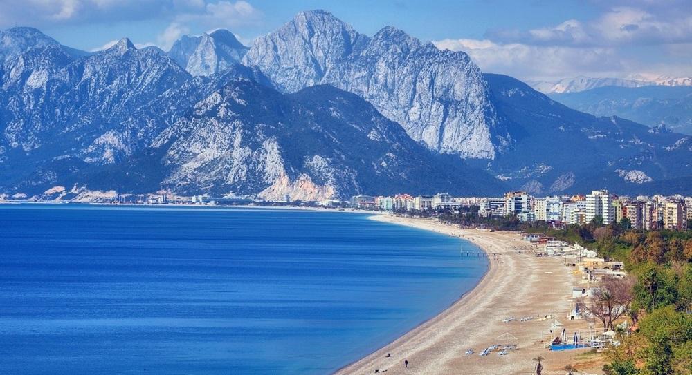 土耳其的海滩