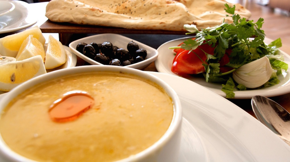 Turkish soups