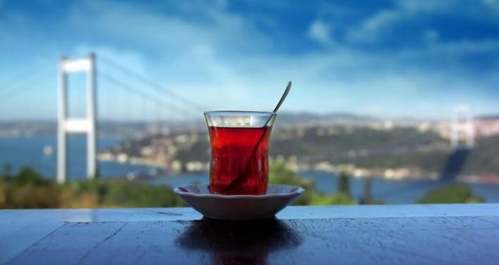 Tea in Turkey