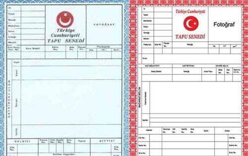 Turkish Title Deeds