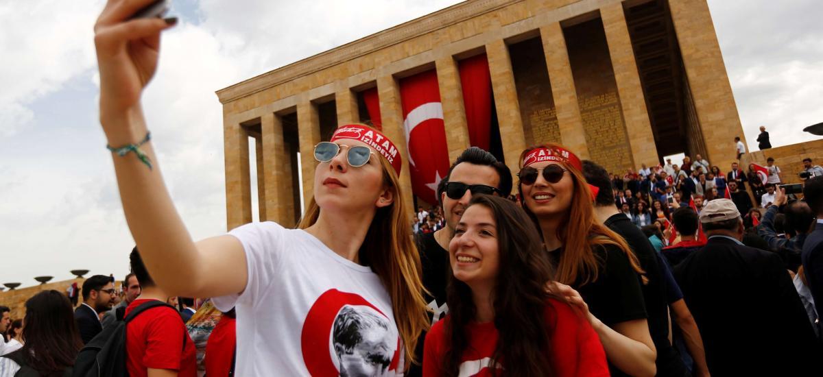 土耳其年轻人