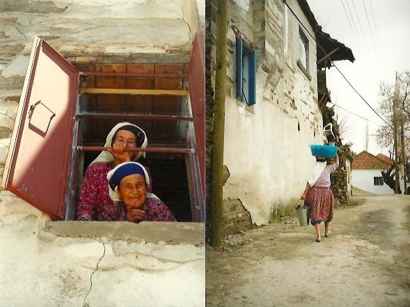 Турецкие деревенские женщины