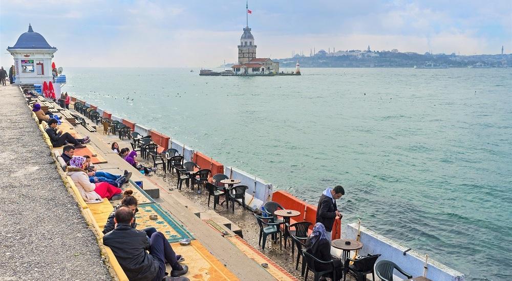 Uskudar Istanbul Turkey