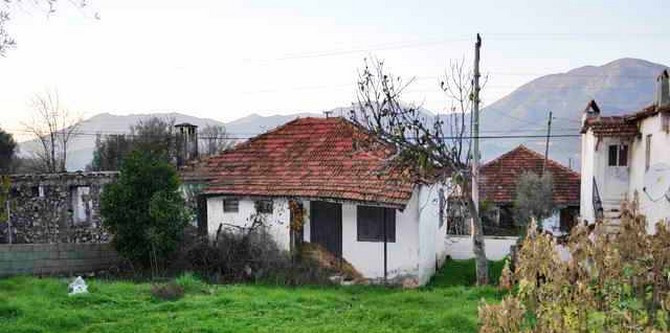 Renovate property in Uzumlu