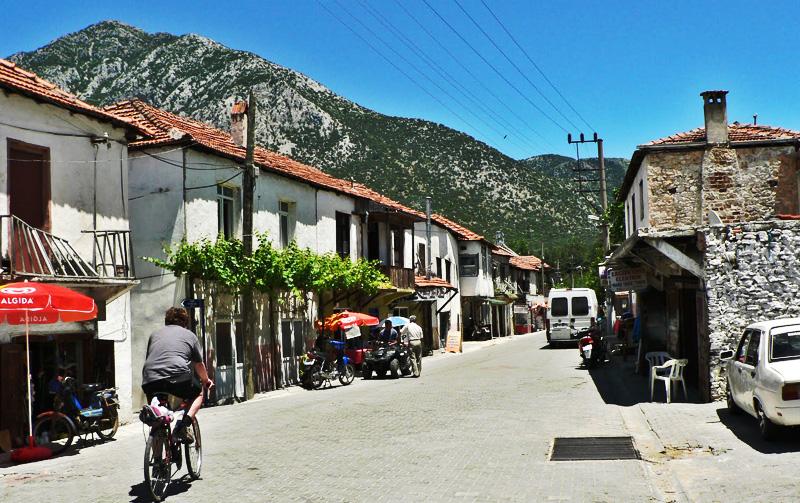 Uzumlu Village Turkey