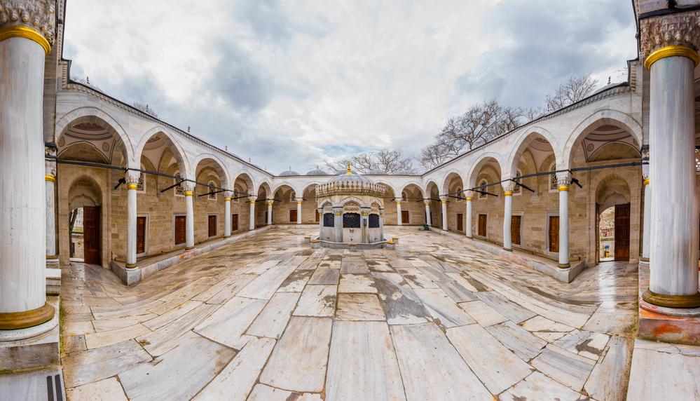 Valide-i Cedid Mosque