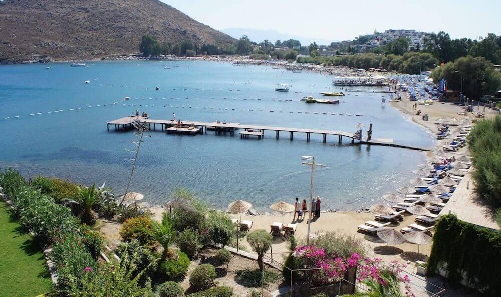 Beachfront home in Turkey