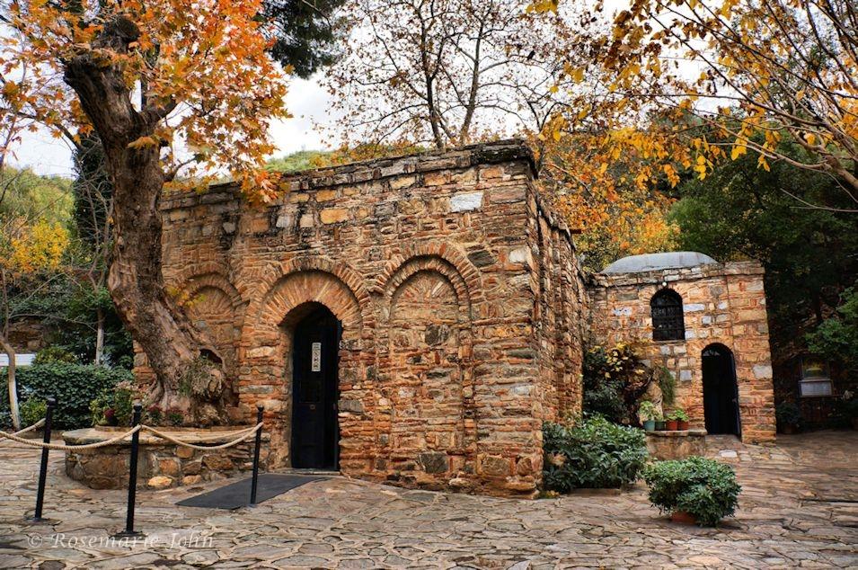 House of the Virgin Mary, Ephesus