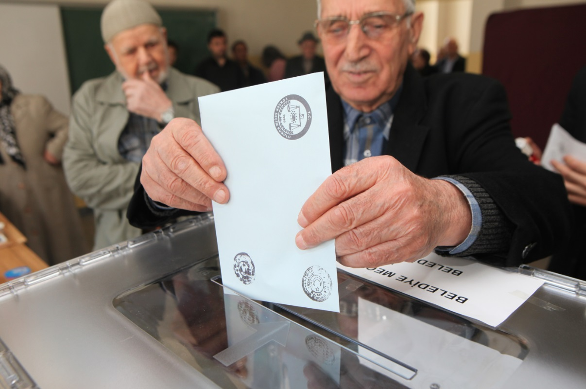 voting in Turkey