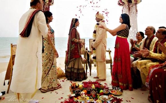 Indian wedding in Antalya
