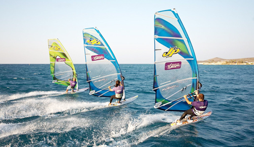windsurfing Turkey