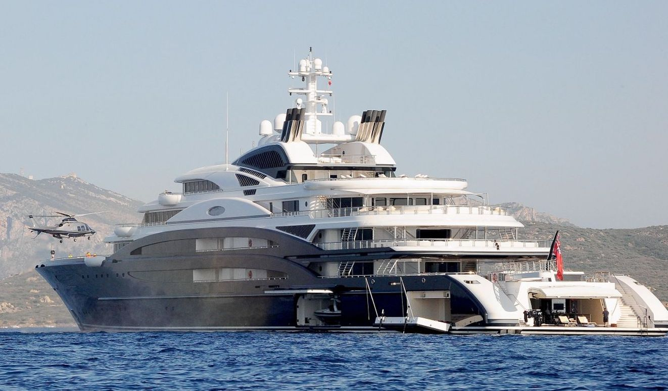 Yachts in Bodrum
