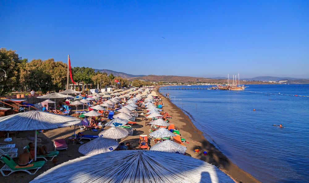Yahsi Beach Turkey