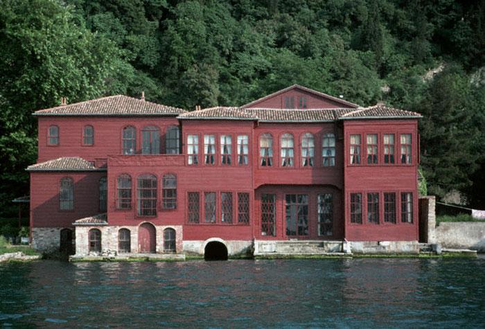 historic Yali, Istanbul