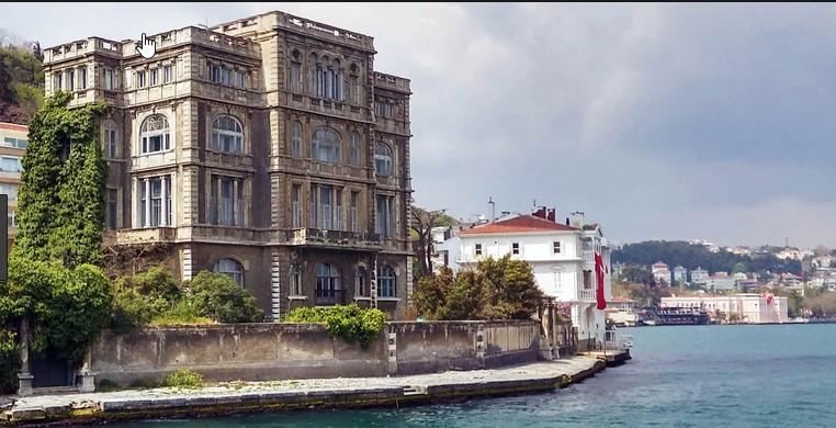Bosphorus Yali Istanbul