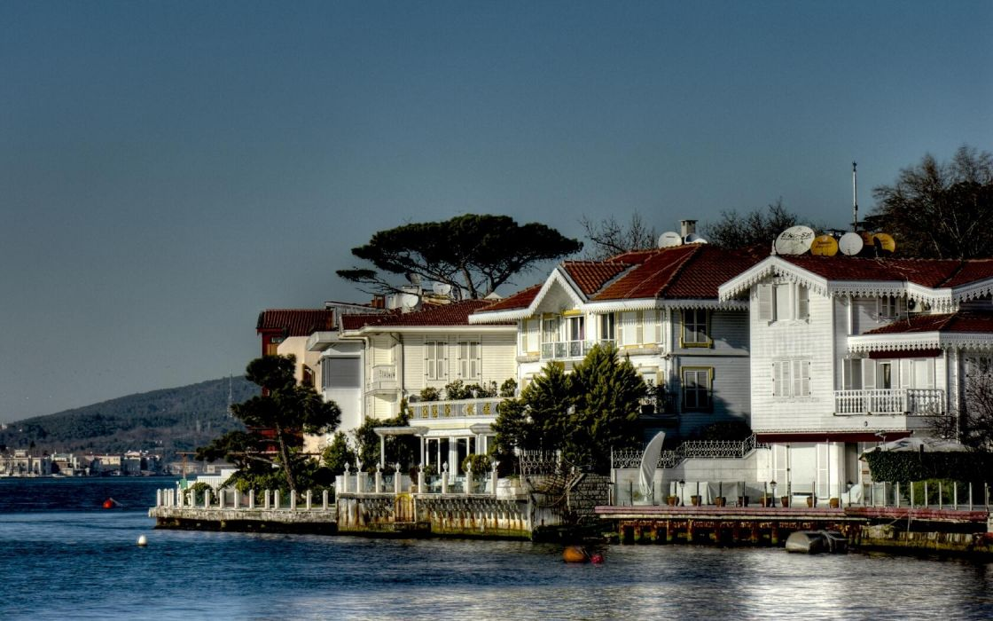 Istanbul mansions