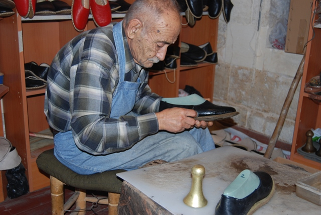 Handicrafts in Turkey