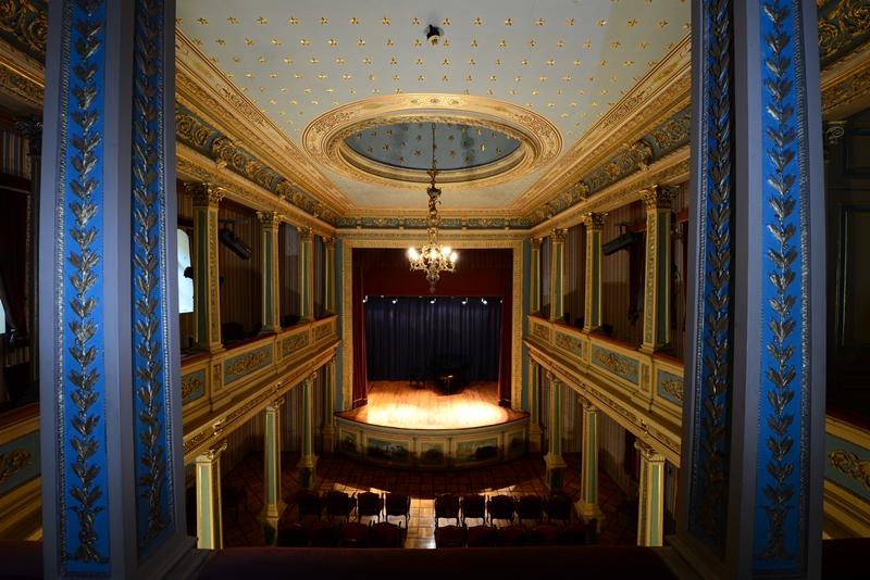 Yildiz Palace theatre