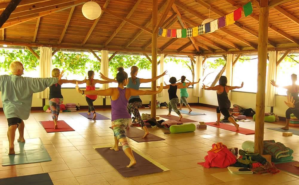 Yoga in Turkey