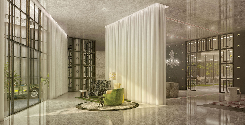 Lobby, G by Yoo, Istanbul