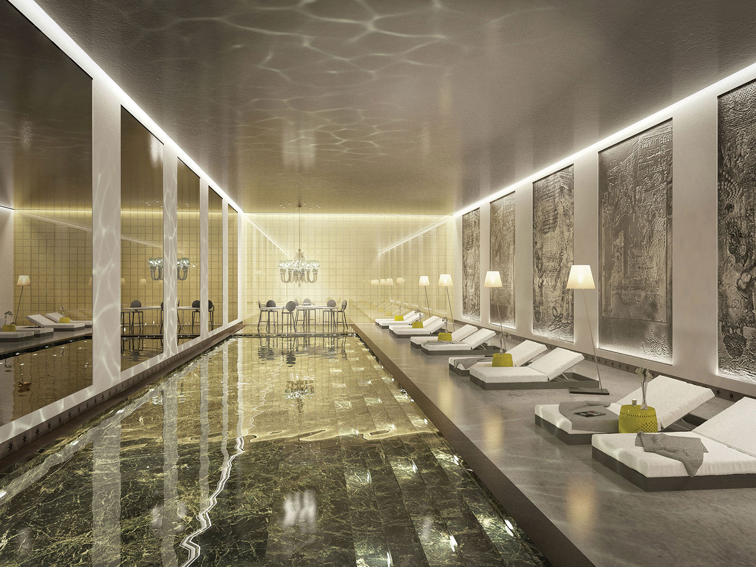 Spa, G by Yoo, Istanbul