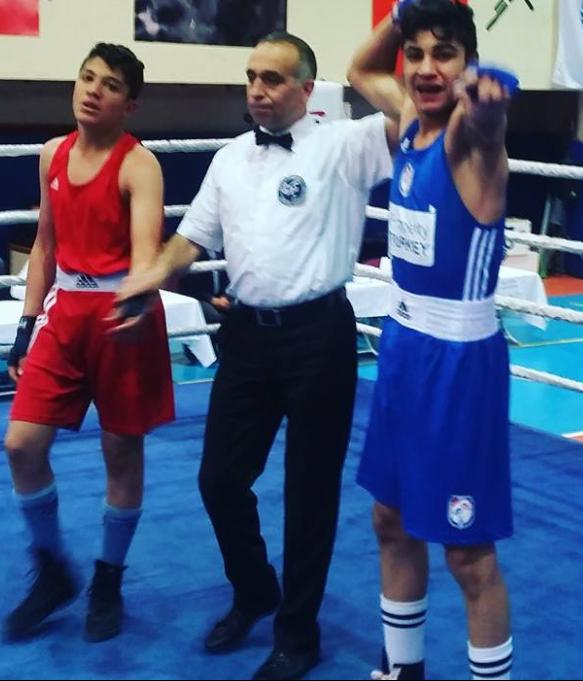 Fethiye boxing trainers