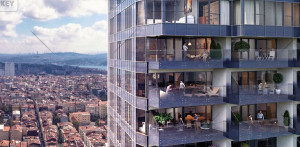 Limited offer on Central Sisli 5 Star Luxury Apartments