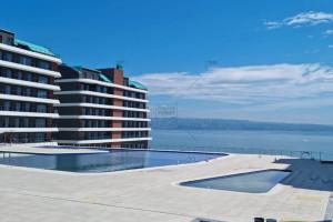 Blue Marina homes on Marmara seafront Istanbul