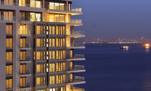 Ottoman Palace marina apartments Istanbul seafront