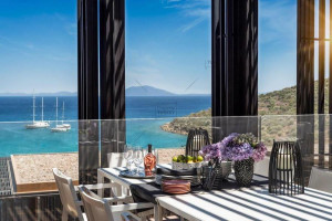 Private bay 5-star fully managed luxury residences in Bodrum