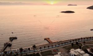 Luxury apartments in Kadikalesi with private beach