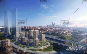 Masgard Homes in Prime Location Maslak Istanbul