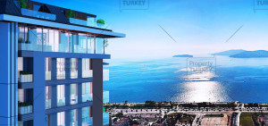 Finest panoramic Princess Island vista Kartal properties