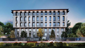 Emirgan Park apartments for sale in Istanbul