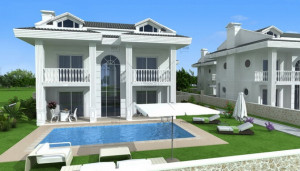 4 bedroom great value villas in Ovacik prime location