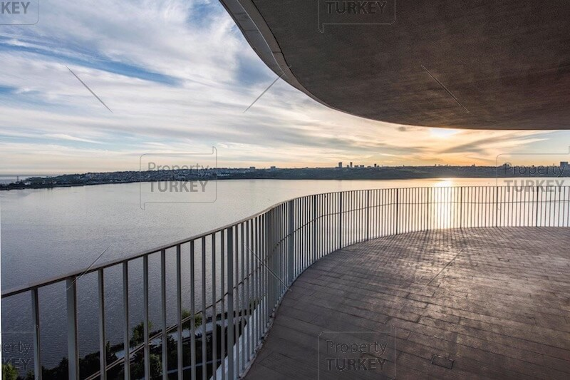 Istanbul sea views