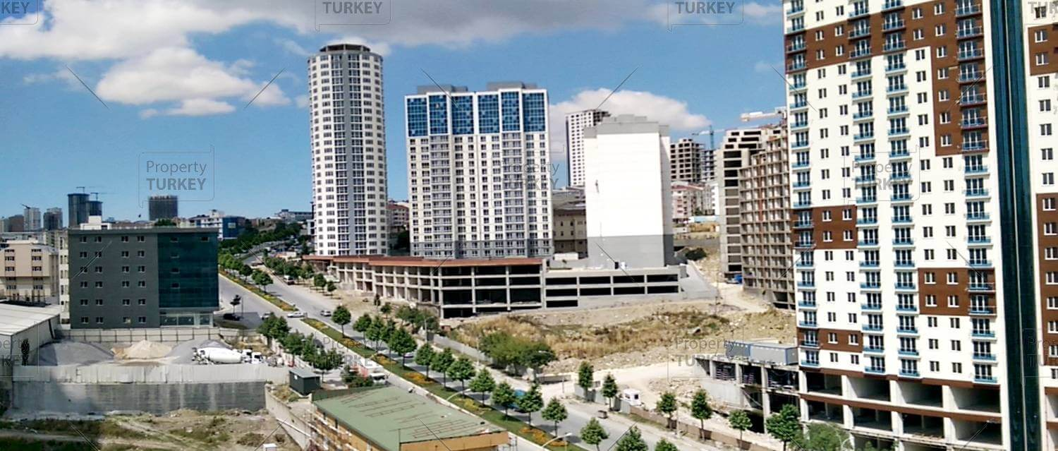 Beylikduzu apartment for sale